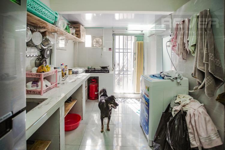 Phòng Bếp Căn hộ 14 Lô P chung cư Ngô Gia Tự, 2PN, đầy đủ nội thất