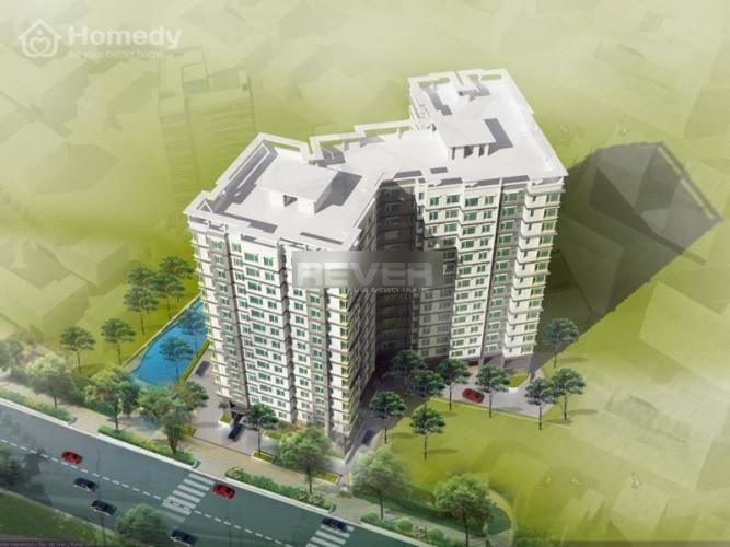 Phú Gia Hưng Apartment, Gò Vấp Căn hộ Phú Gia Hưng Apartment tầng trung, nội thất cơ bản.