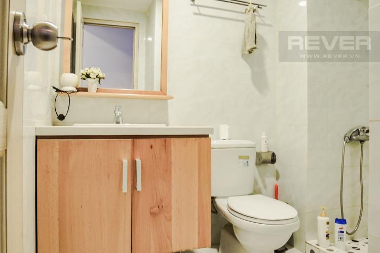 Phòng Tắm Bán căn hộ officetel Lexington Residence, tầng thấp, diện tích 35m2, không có nội thất