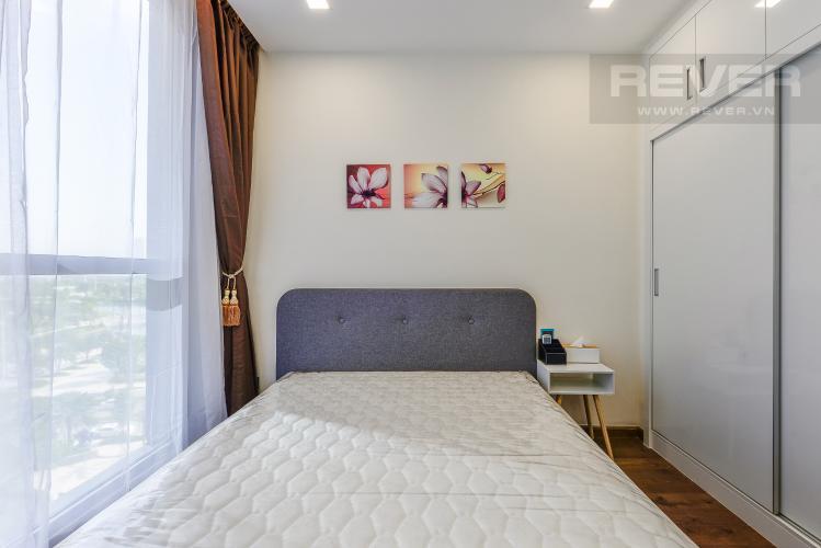 Phòng ngủ 2 Căn hộ Vinhomes Central Park 2 phòng ngủ tầng thấp Park 4