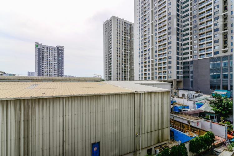 View Căn hộ Orient Apartment tầng thấp, 2PN, nội thất cơ bản