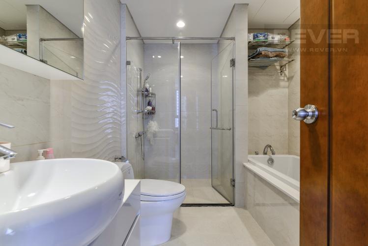 Phòng Tắm 2 Căn hộ Vinhomes Central Park 3 phòng ngủ tầng cao C3 đầy đủ nội thất