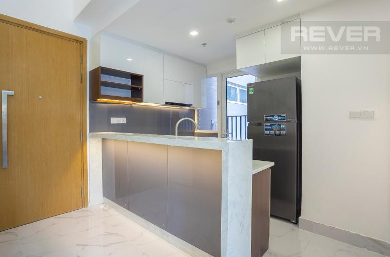 Nhà Bếp Duplex 2 phòng ngủ Vista Verde tầng thấp T2 đầy đủ nội thất