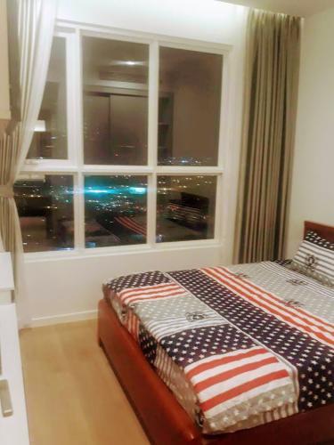 Phòng ngủ Sadora Apartment, Quận 2 Căn hộ Sadora Apartment tầng trung, view thành phố lung linh.