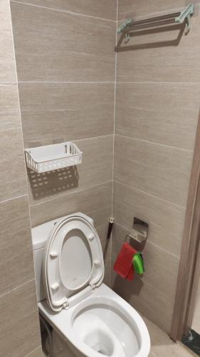 Phòng tắm căn hộ Vinhomes Grand Park Căn hộ Vinhomes Grand Park view nội khu yên tĩnh, nội thất đầy đủ.