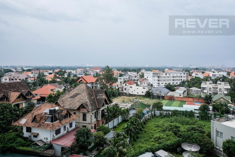 View Căn hộ Masteri Thảo Điền tầng thấp T2 view thoáng về khu Thảo Điền