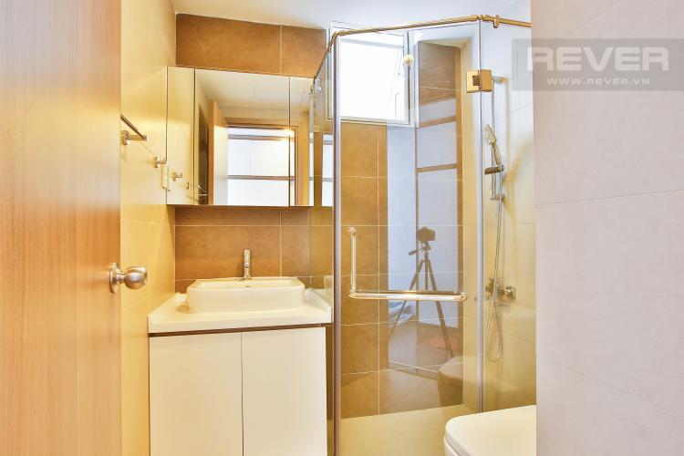 Toilet 1 Cho thuê căn hộ Lexington Residence tầng cao, 2PN, nội thất đầy đủ