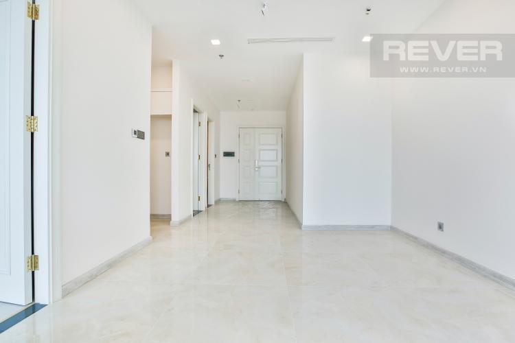 Phòng Khách Căn hộ Vinhomes Golden River 2 phòng ngủ tầng trung A4 view sông