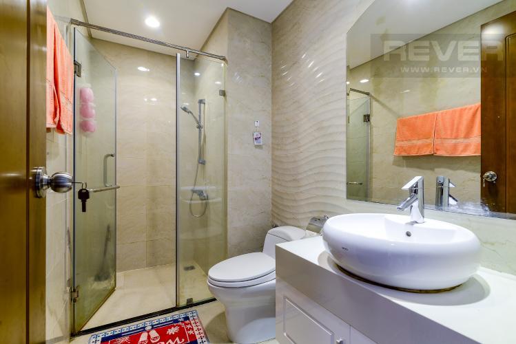 Phòng Tắm 1 Bán căn hộ Vinhomes Central Park 2PN, tháp The Central 3, diện tích 81m2, đầy đủ nội thất cao cấp