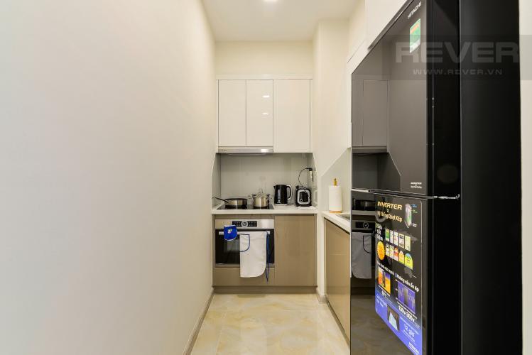 Nhà Bếp Cho thuê căn hộ Vinhomes Golden River tầng cao, 1PN, đầy đủ nội thất