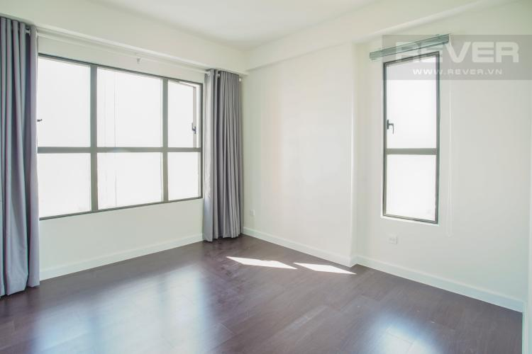 Phòng Ngủ 1 Bán căn hộ The Sun Avenue 3PN, block 4, nội thất cơ bản, view hồ bơi và Landmark 81
