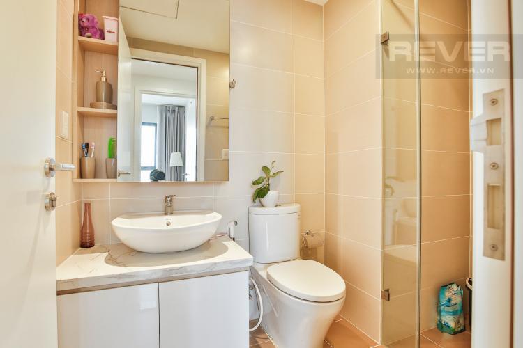 Toilet 1 Căn hộ Masteri Thảo Điền 2 phòng ngủ tầng cao T1 hướng Tây Bắc