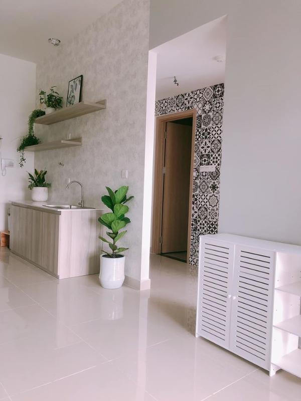 5 Bán căn hộ officetel The Sun Avenue 1PN+1, đầy đủ nội thất, view đại lộ Mai Chí Thọ