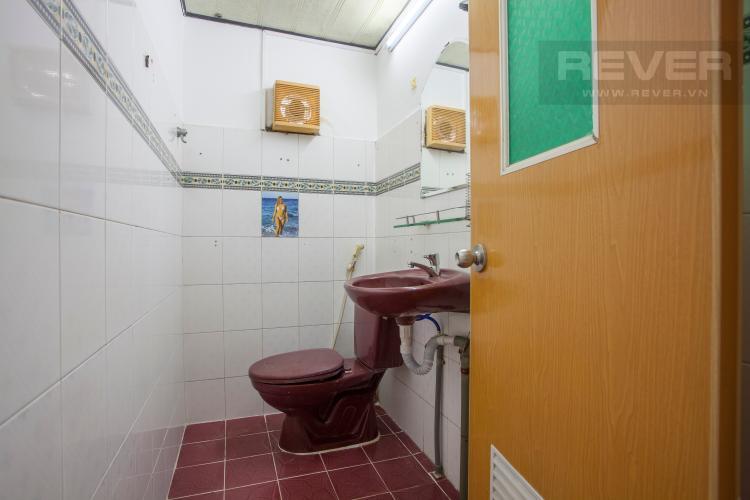 Phòng tắm Nhà phố 2 phòng ngủ hẻm 430 Điện Biên Phủ khu dân cư yên tĩnh, nhiều tiện ích