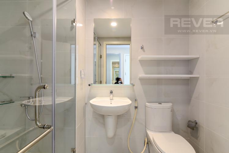 Phòng tắm 1 Cho thuê căn hộ Masteri An Phú, tầng cao, tháp A, đầy đủ nội thất, view Xa lộ Hà Nội