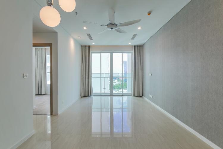 Cho thuê căn hộ Sadora Apartment 2PN, tầng trung, nội thất cơ bản, view hồ bơi