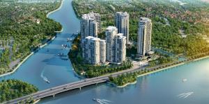 Dự án Đảo Kim Cương giai đoạn 2 chuẩn bị bàn giao vào quý 3/2018