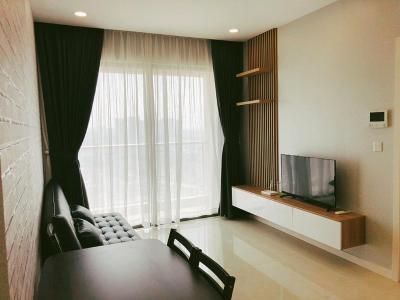 Bán căn hộ Masteri Millennium 2 phòng ngủ, block B, diện tích 74m2, đầy đủ nội thất