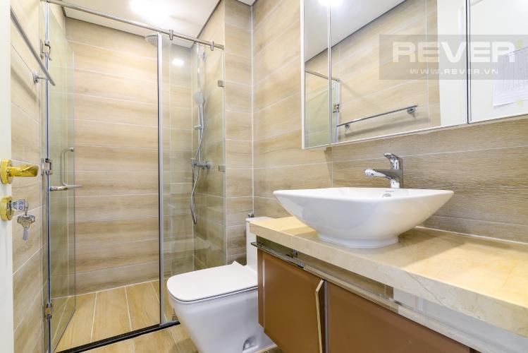 Phòng Tắm 1 Bán căn hộ Vinhomes Golden River 2PN, tháp The Aqua 1, đầy đủ nội thất, view trực diện sông Sài Gòn