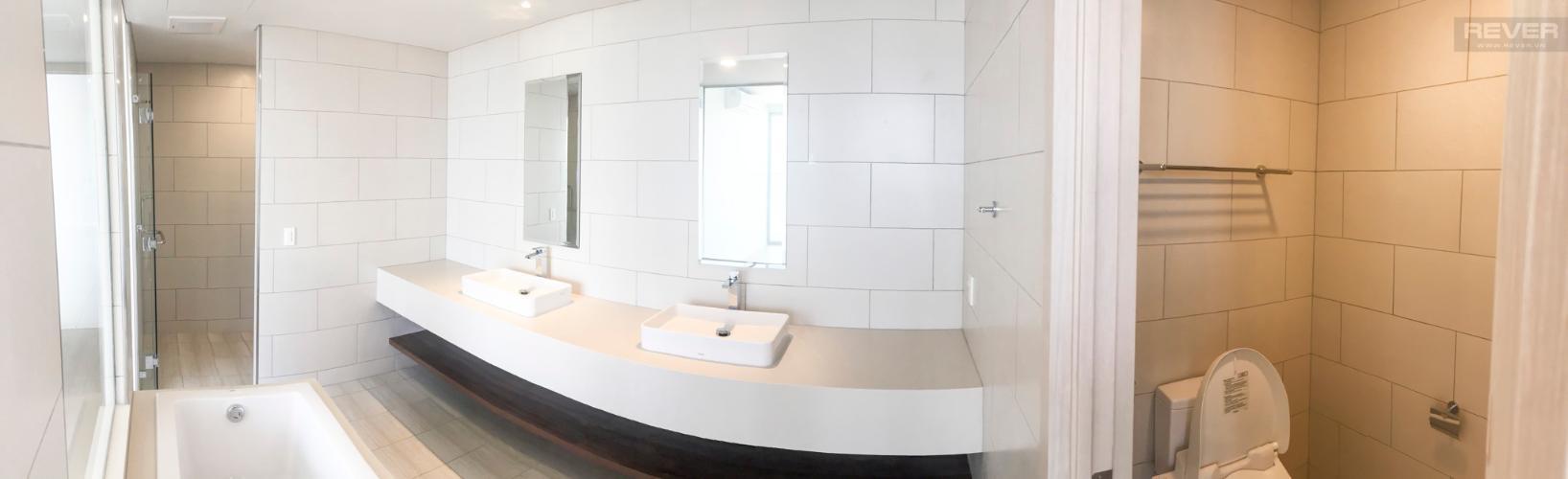 Phòng Tắm 2 Bán căn hộ Waterina Suites 3PN, tầng trung, diện tích 162m2, view hồ bơi