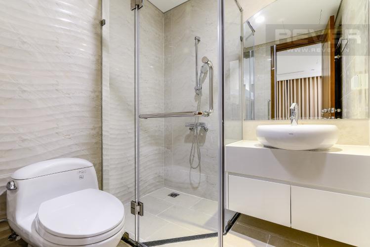 Phòng Tắm 2 Căn hộ Vinhomes Central Park 2 phòng ngủ tầng trung L5 đầy đủ nội thất