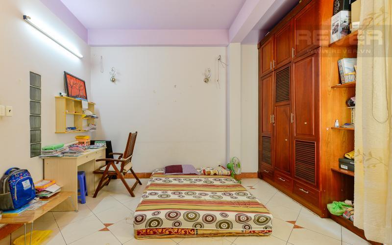 Phòng ngủ 1 tầng 1 Nhà phố 3 phòng ngủ mặt tiền Nguyễn Cửu Vân Quận Bình Thạnh