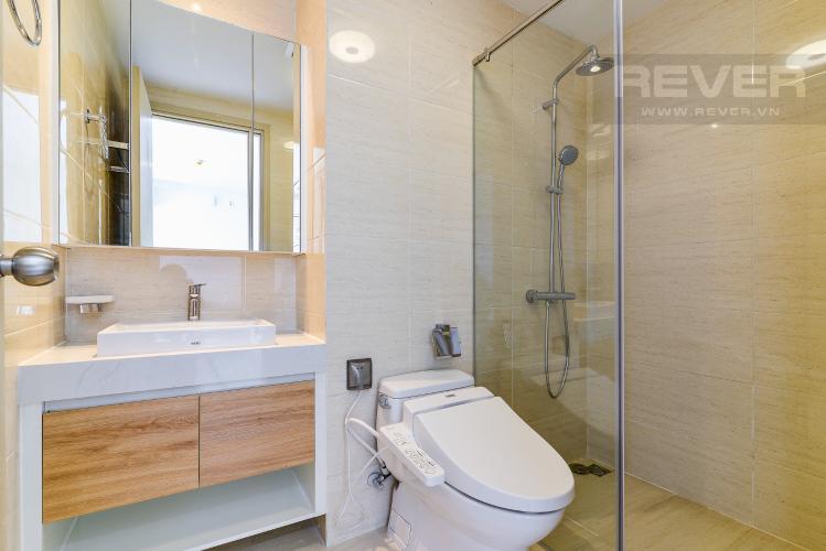 Phòng Tắm Căn hộ New City Thủ Thiêm tầng trung 1 phòng ngủ view sông
