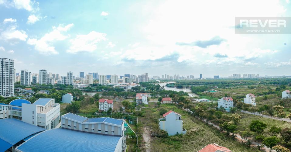 View SAIGON SOUTH RESIDENCE bàn giao thô Bán căn hộ Saigon South Residence 2PN, diện tích 59m2, bàn giao thô, có ban công, view thoáng