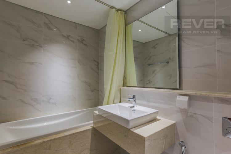 Phòng Tắm 1 Bán căn hộ Diamond Island - Đảo Kim Cương 2PN, tháp Maldives, nội thất cơ bản, view nội khu