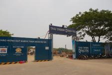 Thăm công trường xây dựng dự án Thủ Thiêm Dragon Quận 2