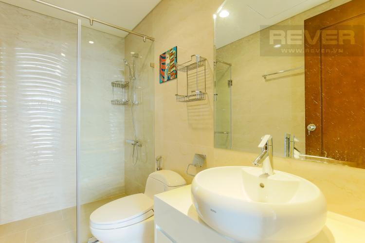 Phòng Tắm 1 Bán căn hộ Vinhomes Central Park 2PN, tháp Landmark 3, diện tích 81m2, đầy đủ nội thất