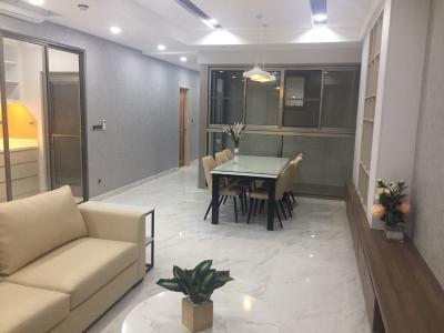 Căn hộ Phú Mỹ Hưng Midtown nội thất đầy đủ, view thành phố.
