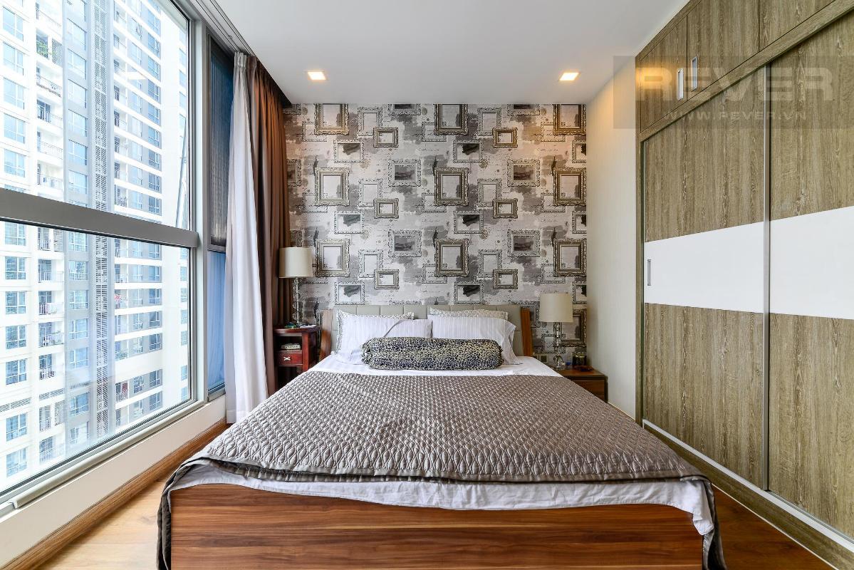 29 Cho thuê căn hộ Vinhomes Central Park 2PN, tháp Park 1, đầy đủ nội thất, view sông thoáng mát