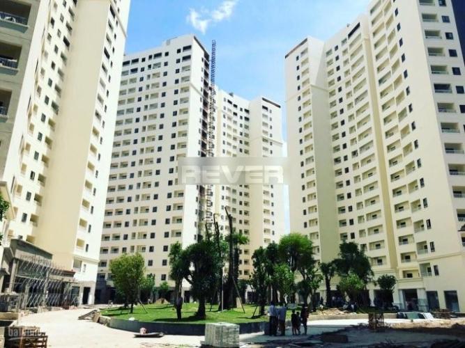Tecco Town, Bình Tân Căn hộ Tecco Town tầng trung, view nội khu thoáng mát.