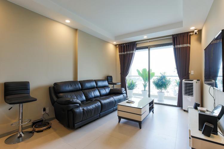 Căn hộ The Gold View 2 phòng ngủ tầng thấp, full nội thất