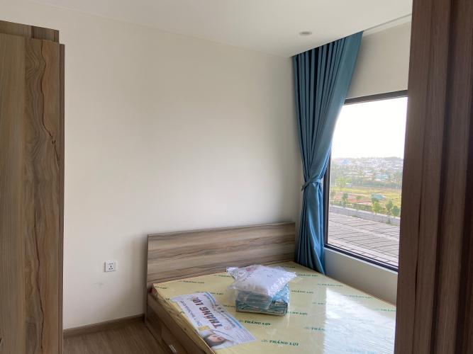 Phòng ngủ Vinhomes Grand Park Quận 9 Căn hộ Vinhomes Grand Park tầng thấp, nội thất tiện nghi hiện đại.