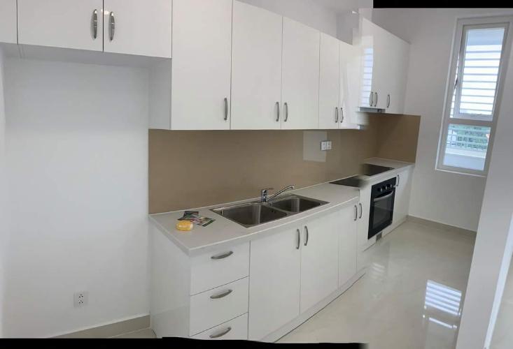 phòng bếp căn hộ sài gòn mia Bán căn hộ Saigon Mia thiết kế hiện đại, nội thất cơ bản.