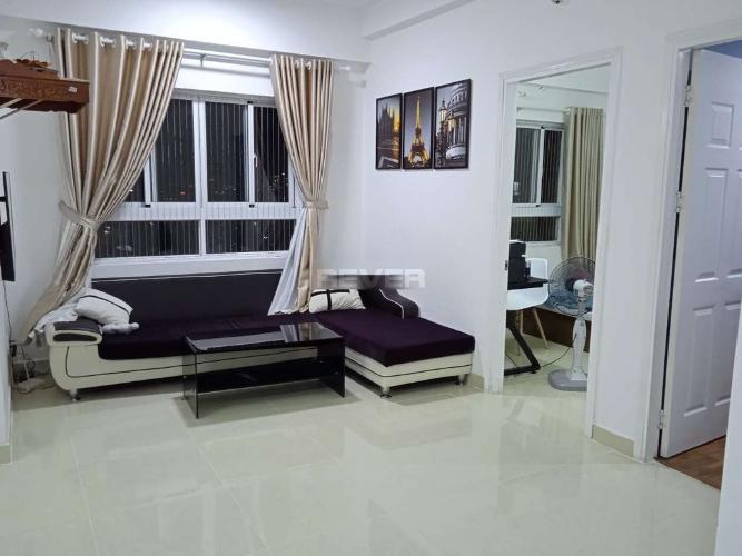 Căn hộ chung cư Idon Tân Phú hướng Đông Nam, view thoáng mát.