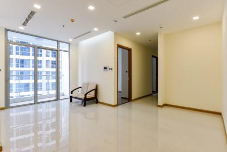 Căn hộ Vinhomes Central Park 3 phòng ngủ tầng thấp Park 2