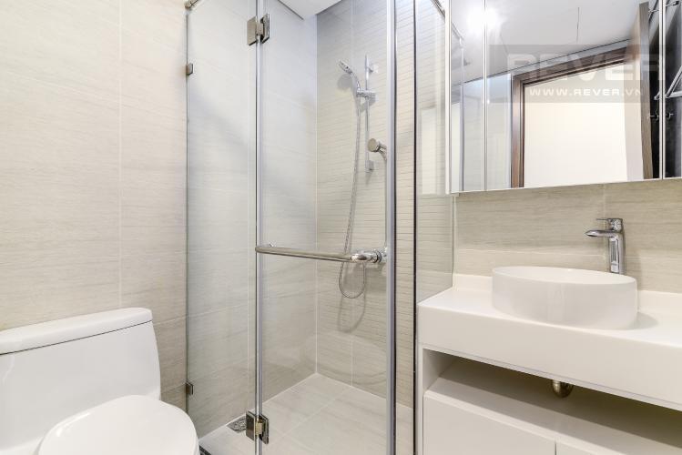 Phòng Tắm 2 Căn hộ Vinhomes Central Park tầng thấp Park 3 view hồ bơi nội khu