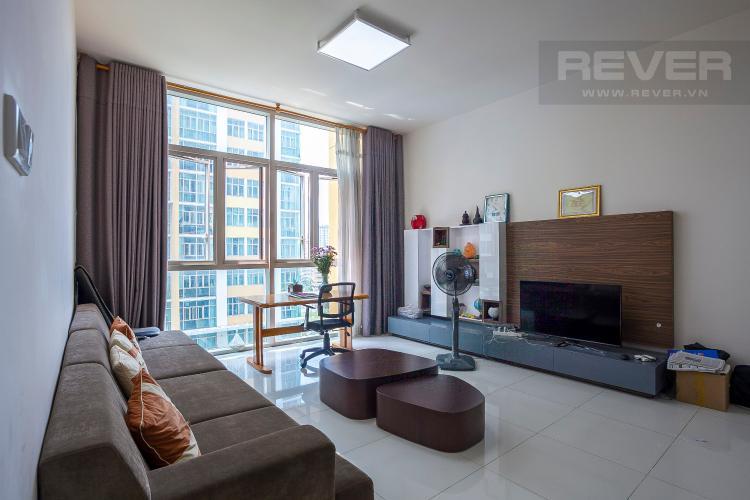 Phòng Khách Căn hộ The Vista An Phú 3 phòng ngủ tầng thấp T5 nội thất đầy đủ
