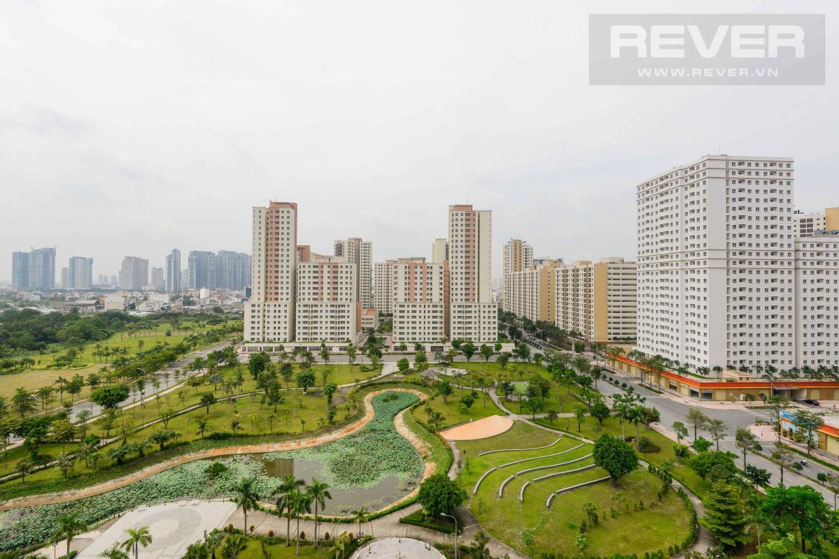 2aa Bán căn hộ New City Thủ Thiêm 2PN, tầng trung, tháp Babylon, nội thất cơ bản, hướng Đông Nam, view công viên