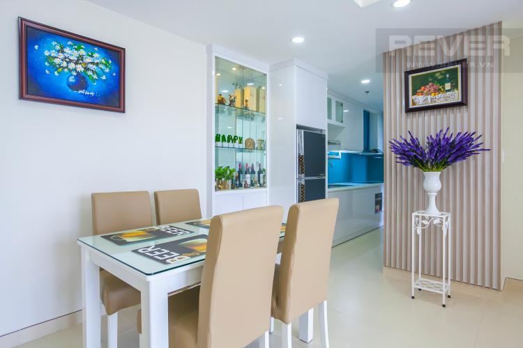 Bàn Ăn Căn hộ Masteri Thảo Điền 2 phòng ngủ tầng thấp T5 view hồ bơi