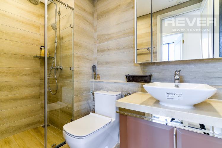 Phòng Tắm 1 Officetel Vinhomes Golden River tầng thấp, 2 phòng ngủ, full nội thất