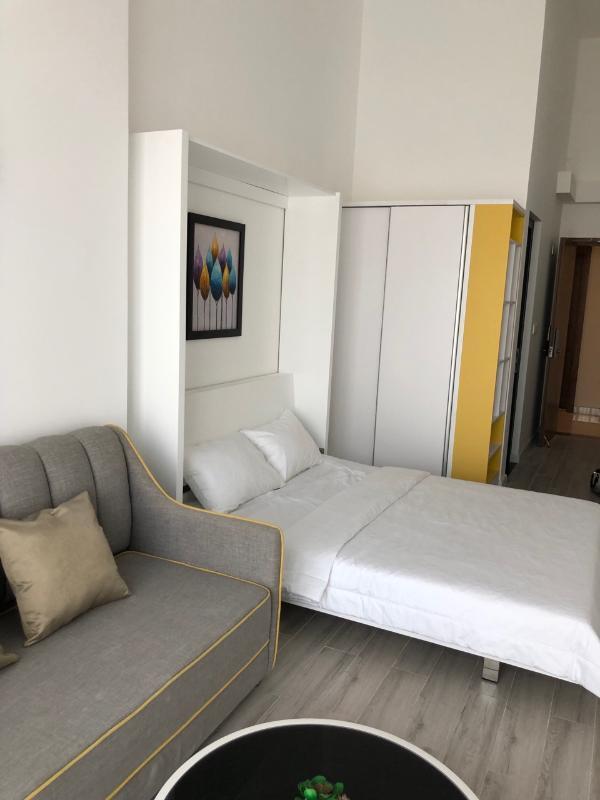 eb6378cf0779e027b968 Cho thuê officetel Masteri Millennium, block A, diện tích 31m2, đầy đủ nội thất