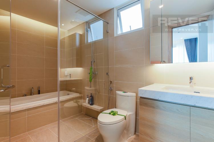 Phòng Tắm 1 Cho thuê căn hộ Sadora Sala Đại Quang Minh 88m2, nội thất tiện nghi, view hồ bơi