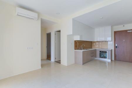 Cho thuê căn hộ Masteri Millennium 65m2, 2PN 2WC, view thành phố