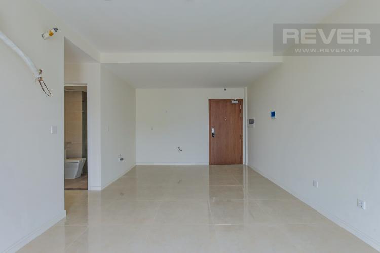Phòng Bếp Bán căn hộ Masteri Millennium tầng trung, 2PN, view hồ bơi và toàn cảnh thành phố