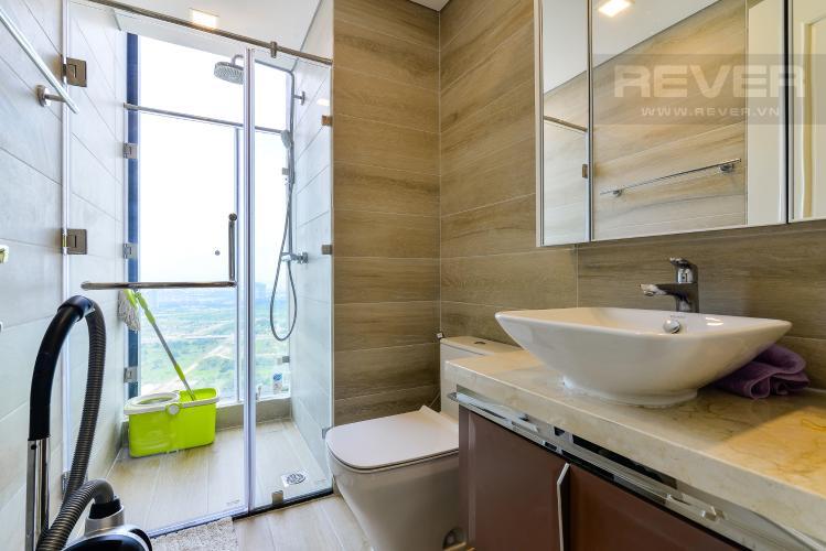 Phòng Tắm 2 Bán căn hộ Vinhomes Golden River 3PN, tầng cao, đầy đủ nội thất, view Thủ Thiêm và sông Sài Gòn