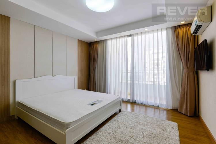 Phòng Ngủ 3 Căn hộ Cantavil Premier tầng cao, 4PN đầy đủ nội thất